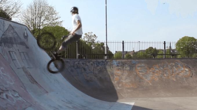 Alex Donnachie at Perth Skatepark