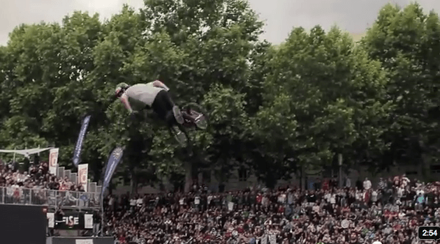 Total BMX at FISE
