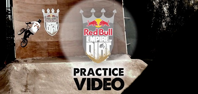 Red Bull Empire of Dirt: Practice Video