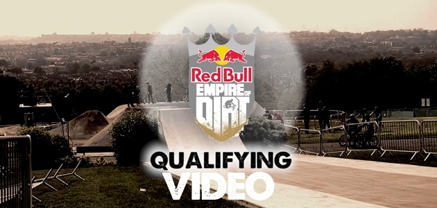 Red Bull Empire of Dirt: Qualifying Highlights video.