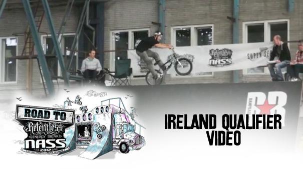 ROAD TO Relentless Energy Drink NASS – All Ireland Qualifier
