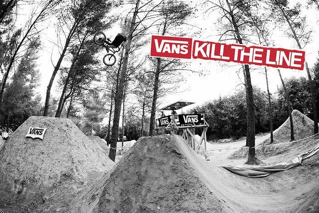 VANS Kill The line 2012: Teaser
