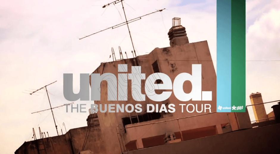 United Buenos Dias Argentina Tour 2012