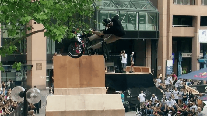 BMX Street Station 2012 - Official video