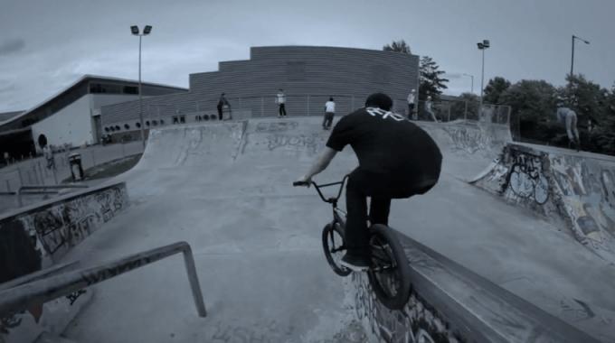 Lee Enever on Crucial BMX / Animal / Skavenger