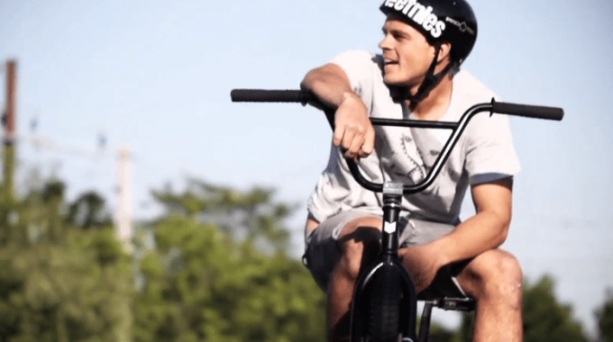 Matt Roe welcome to Fly Bikes edit