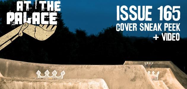Issue 165 Cover Sneak Peek + Behind the scenes Video