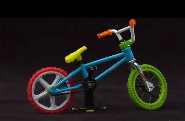 Flick Trix: Custom Bikes