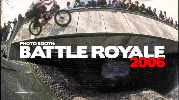 Photo Booth: Battle Royale 2006