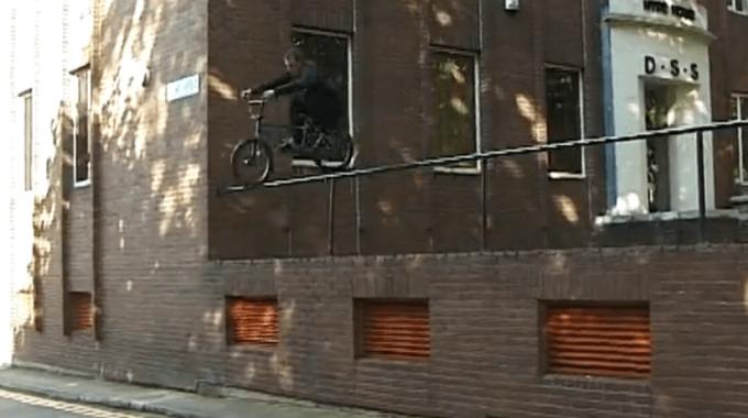 Dublin scene video 'Raincheck'