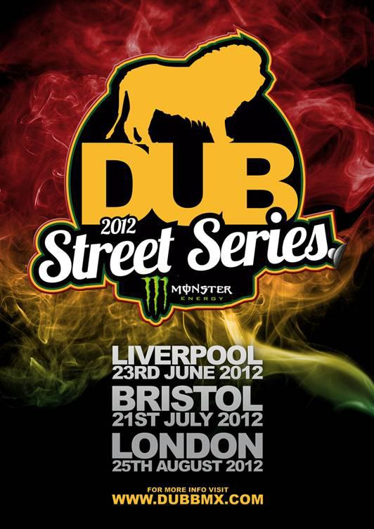 DUB BMX Street Series - Bristol Info