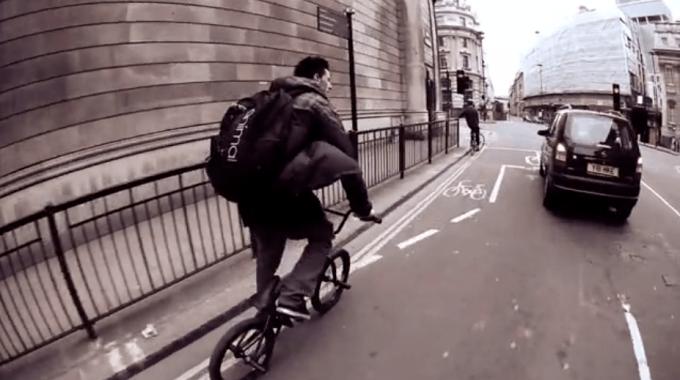 Dan Boiski's new edit and Premier BMX competition