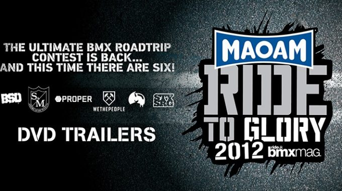 Ride To Glory 2012 Trailers