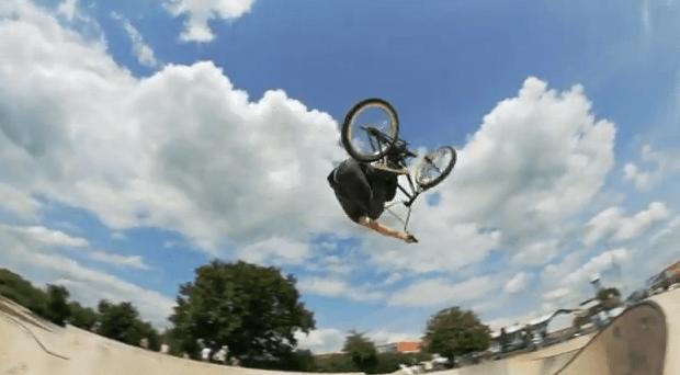 Greg Illingworth Bike Check Video + Mongoose France Trip