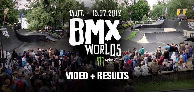 BMX Worlds 2012 - Video + Results