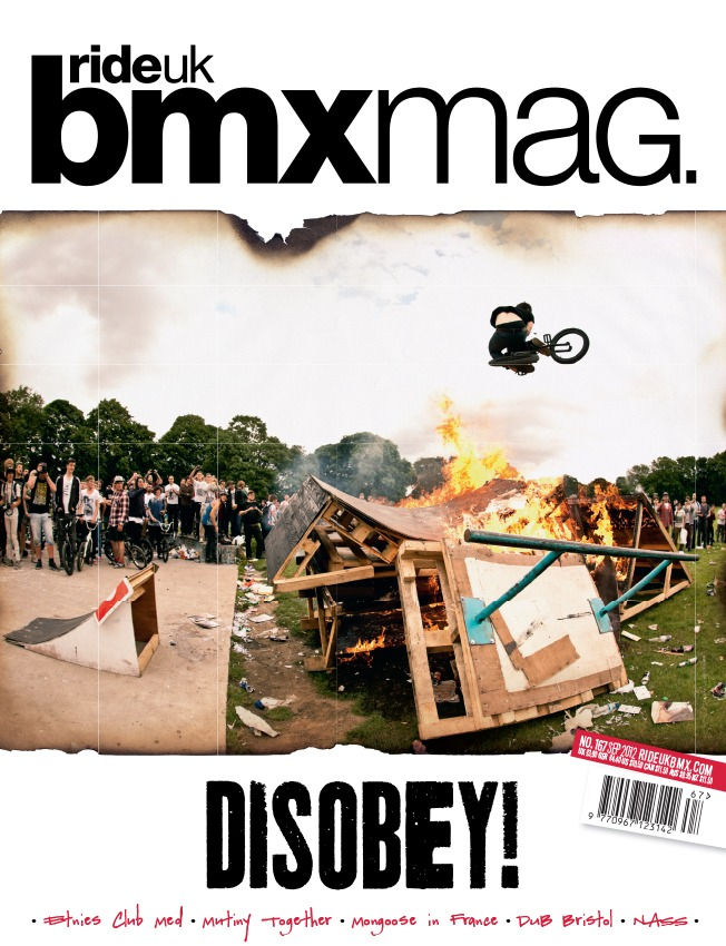 Issue 167 OUT NOW!