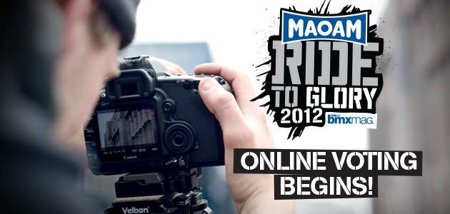 Ride To Glory 2012 Video Voting!