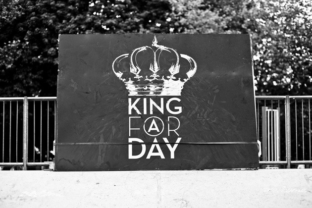 King for a Day - Mugshots
