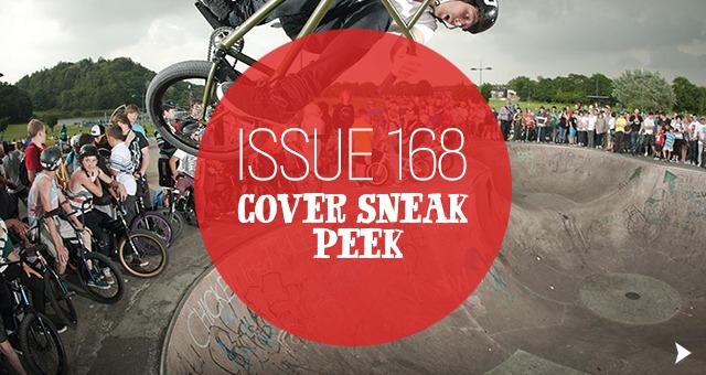 Issue 168 Cover Sneak Peek.