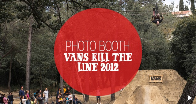 Photo Booth: VANS Kill The Line 2012