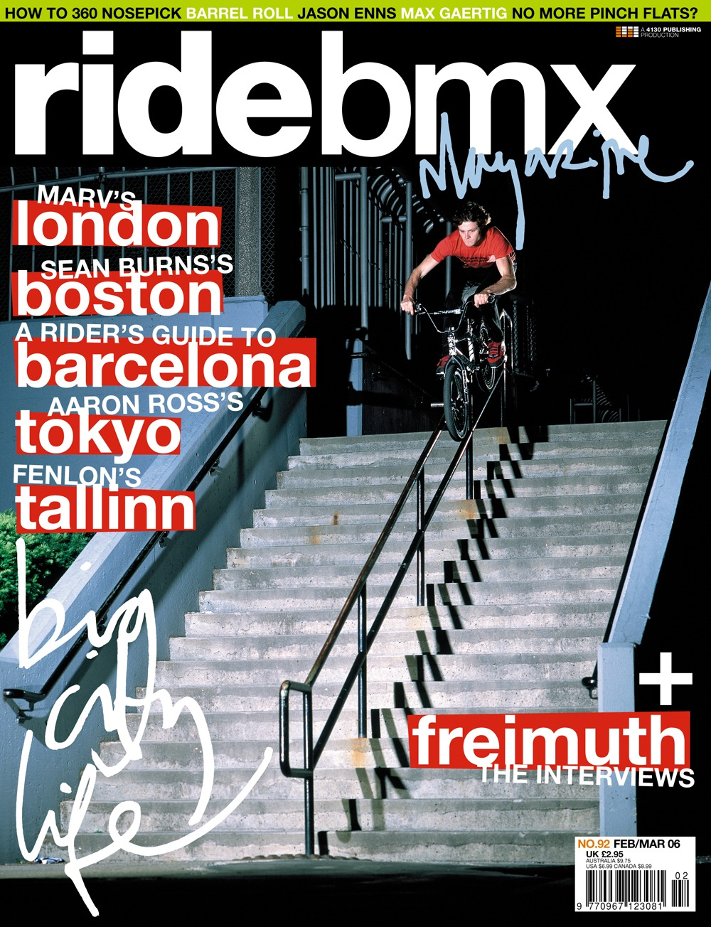 cover 92 UK