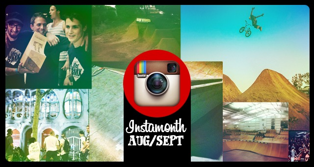 InstaMonth Aug/Sept 2012