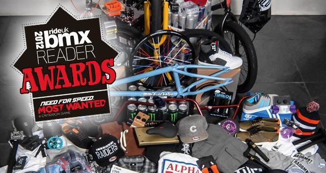 Ride UK Reader Awards 2012 - ENDED