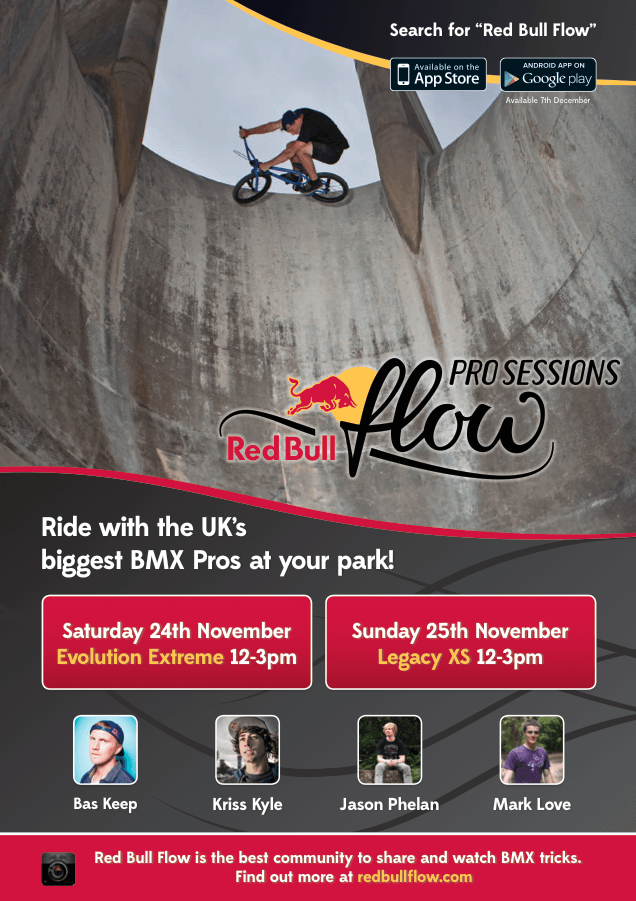Red Bull Flow Sessions Tour