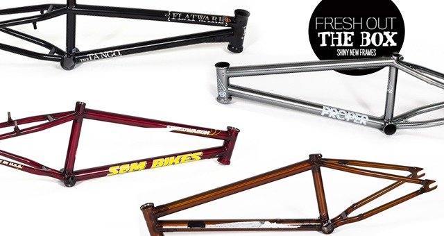 Fresh Out The Box: Frames Issue 169