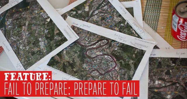 Fail To Prepare: Prepare to Fail