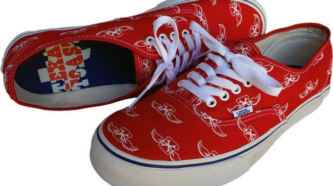 Texas Toast X Vans Shoes