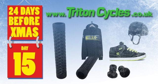 24 Days of XMAS: Day 15 - Triton Cycles Package
