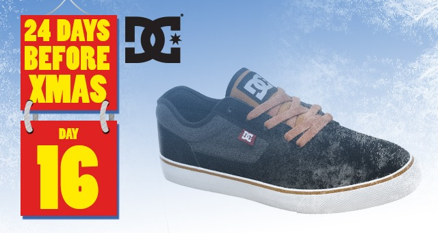24 Days of XMAS: Day 16 DC Shoes