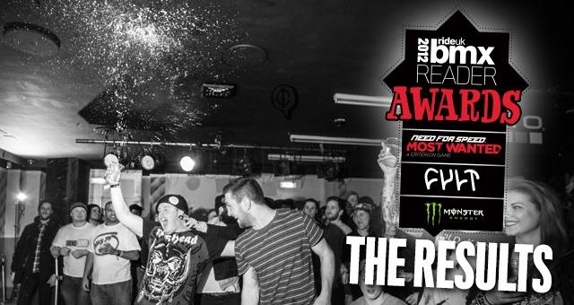 Photobooth - Ride UK Reader Awards - Results