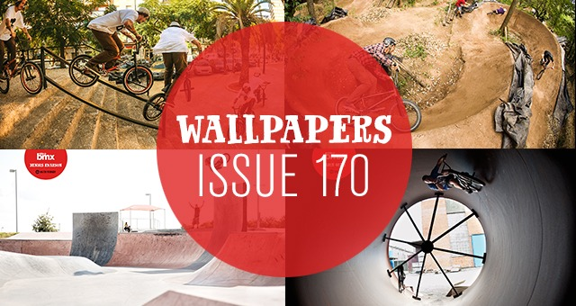 Wallpapers: Issue 170