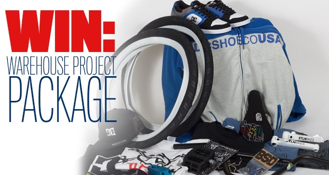 WIN: A Warehouse Project Pacakge
