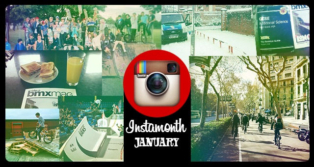 Instamonth: January 2013