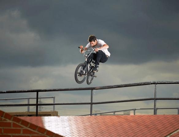 Marv Bike Check