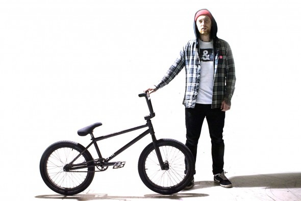 4Down Distro - James Cox Bike Check