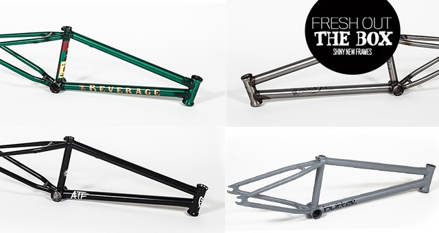 Fresh Out The Box: Frames Issue 171