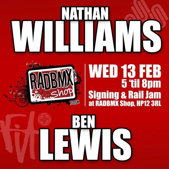 Meet Ben Lewis and Nathan Williams at RAD
