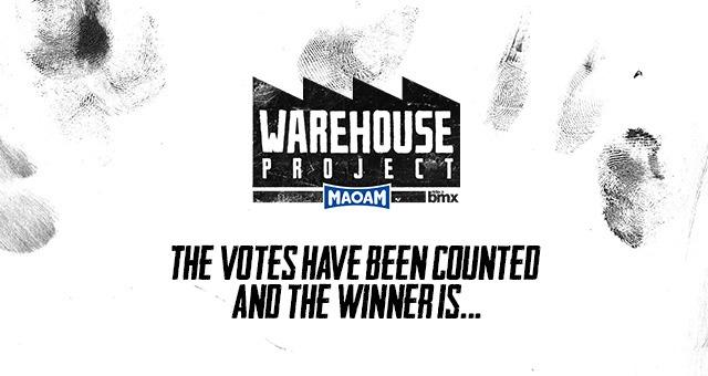Warehouse Project Winning Team!