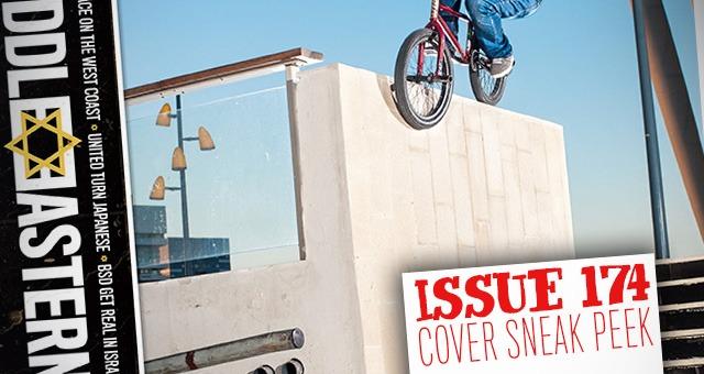 Issue 174 Cover Sneak Peek