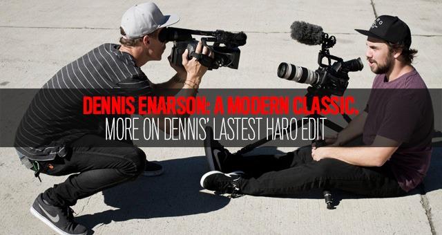 Dennis Enarson: A modern classic.