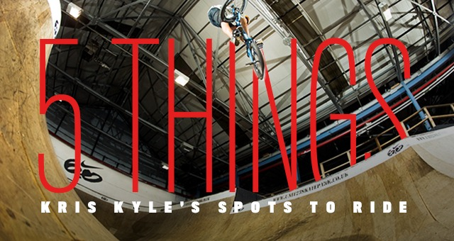 5 Things with Kriss Kyle