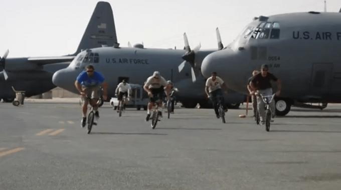 Bikes Over Baghdad Trailer