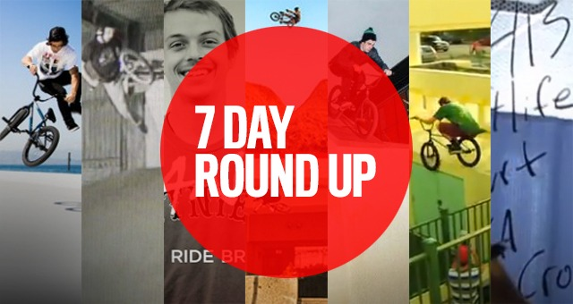 7 Day Round Up: April 8 - 14