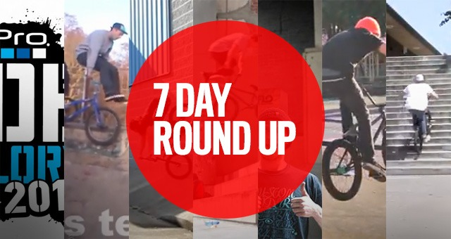 7 Day Round Up: April 15 – 21