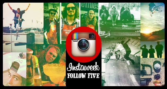 Instaweek - Follow Five