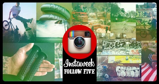 Instaweek - Follow Five
